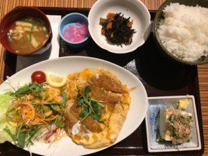 華咲の湯、食事