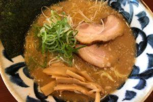 拉麺しるし弐、ラーメン
